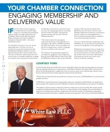 White Law PLLC Featured in August Edition of Focus